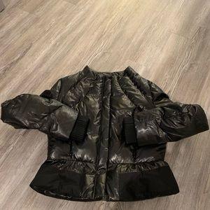 BCBGMAXAZRIA Puffer Bomber Style Coat